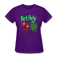 Load image into Gallery viewer, It's Not About Larry Fart Party - purple
