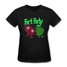 Load image into Gallery viewer, It's Not About Larry Fart Party - black