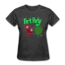 Load image into Gallery viewer, It's Not About Larry Fart Party - heather black