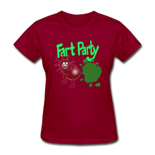 Load image into Gallery viewer, It's Not About Larry Fart Party - dark red