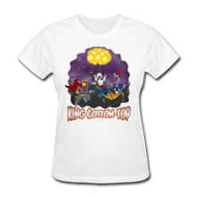 Load image into Gallery viewer, King Cotton Top To The Rescue - white