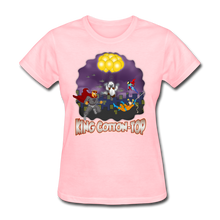 Load image into Gallery viewer, King Cotton Top To The Rescue - pink