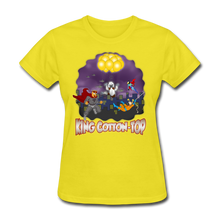 Load image into Gallery viewer, King Cotton Top To The Rescue - yellow