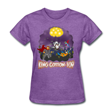 Load image into Gallery viewer, King Cotton Top To The Rescue - purple heather
