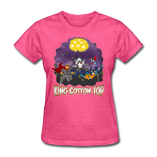 Load image into Gallery viewer, King Cotton Top To The Rescue - heather pink