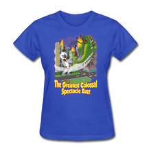 Load image into Gallery viewer, King Cotton Top Lets Fly - royal blue