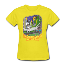 Load image into Gallery viewer, King Cotton Top Lets Fly - yellow