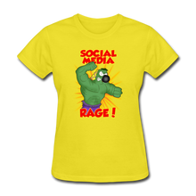 Load image into Gallery viewer, Social Media Rage - yellow