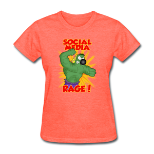 Social Media Rage - heather coral