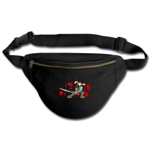Load image into Gallery viewer, Rantdog - Fanny Pack - black