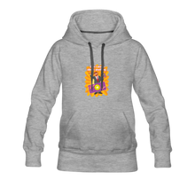 Load image into Gallery viewer, Women's Premium Hoodie - heather gray