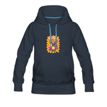 Load image into Gallery viewer, Women's Premium Hoodie - navy