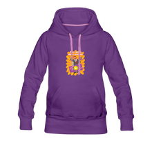 Load image into Gallery viewer, Women's Premium Hoodie - purple
