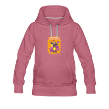 Load image into Gallery viewer, Women's Premium Hoodie - mauve