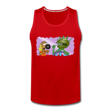 Load image into Gallery viewer, Rantdog - Men's Premium Tank - red