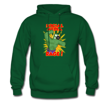 Load image into Gallery viewer, Social Media Rage - Men's Hoodie - forest green