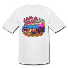 Load image into Gallery viewer, It's Not About Larry Jam & Jelly - Men's Tall T-Shirt - white