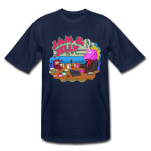 Load image into Gallery viewer, It's Not About Larry Jam & Jelly - Men's Tall T-Shirt - navy