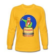 Load image into Gallery viewer, Twitch Carnival Barker - Men's Long Sleeve T-Shirt - gold