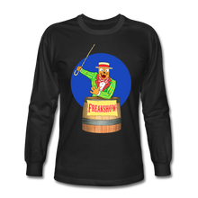 Load image into Gallery viewer, Twitch Carnival Barker - Men's Long Sleeve T-Shirt - black