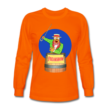Load image into Gallery viewer, Twitch Carnival Barker - Men's Long Sleeve T-Shirt - orange