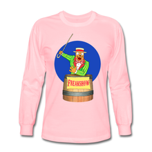 Load image into Gallery viewer, Twitch Carnival Barker - Men's Long Sleeve T-Shirt - pink