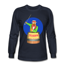 Load image into Gallery viewer, Twitch Carnival Barker - Men's Long Sleeve T-Shirt - navy