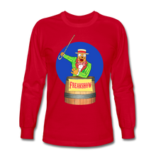 Load image into Gallery viewer, Twitch Carnival Barker - Men's Long Sleeve T-Shirt - red