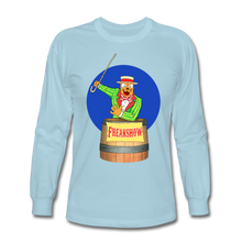Load image into Gallery viewer, Twitch Carnival Barker - Men's Long Sleeve T-Shirt - powder blue