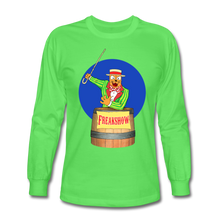 Load image into Gallery viewer, Twitch Carnival Barker - Men's Long Sleeve T-Shirt - kiwi