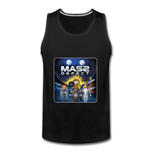 Load image into Gallery viewer, Mass Defect - Men's Premium Tank - black