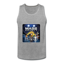 Load image into Gallery viewer, Mass Defect - Men's Premium Tank - heather gray