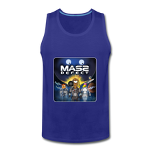 Load image into Gallery viewer, Mass Defect - Men's Premium Tank - royal blue