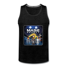 Load image into Gallery viewer, Mass Defect - Men's Premium Tank - charcoal gray