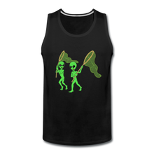 Load image into Gallery viewer, Space Alien Hunting - Men's Premium Tank - black