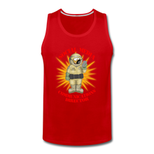 Load image into Gallery viewer, Toxic Social Media - Men's Premium Tank - red