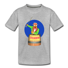 Load image into Gallery viewer, Twitch Carnival Barker - Toddler Premium T-Shirt - heather gray