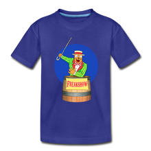 Load image into Gallery viewer, Twitch Carnival Barker - Toddler Premium T-Shirt - royal blue