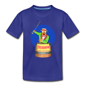 Twitch Carnival Barker - Toddler Premium T-Shirt - royal blue