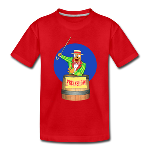 Twitch Carnival Barker - Toddler Premium T-Shirt - red