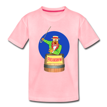 Load image into Gallery viewer, Twitch Carnival Barker - Toddler Premium T-Shirt - pink