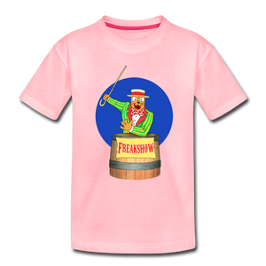 Twitch Carnival Barker - Toddler Premium T-Shirt - pink