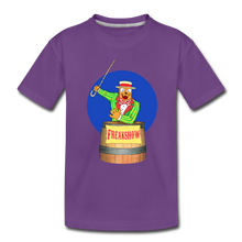 Load image into Gallery viewer, Twitch Carnival Barker - Toddler Premium T-Shirt - purple