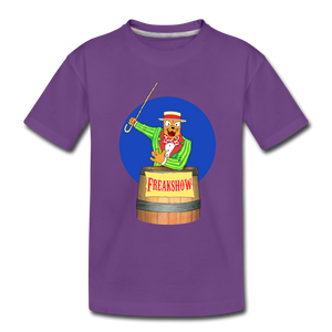 Twitch Carnival Barker - Toddler Premium T-Shirt - purple