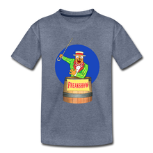 Load image into Gallery viewer, Twitch Carnival Barker - Toddler Premium T-Shirt - heather blue