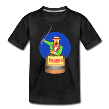 Load image into Gallery viewer, Twitch Carnival Barker - Toddler Premium T-Shirt - charcoal gray