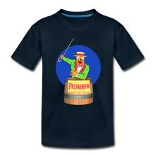 Load image into Gallery viewer, Twitch Carnival Barker - Toddler Premium T-Shirt - deep navy