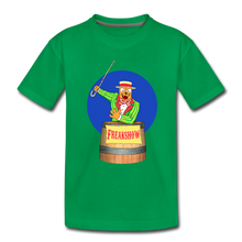 Load image into Gallery viewer, Twitch Carnival Barker - Toddler Premium T-Shirt - kelly green