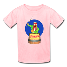 Load image into Gallery viewer, Twitch Carnival Barker - Kids' T-Shirt - pink
