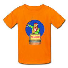 Load image into Gallery viewer, Twitch Carnival Barker - Kids' T-Shirt - orange